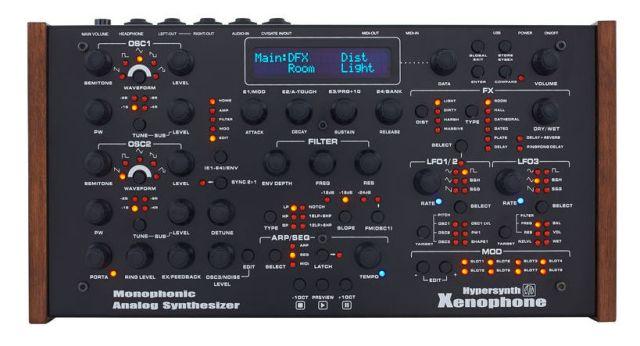 xenophone-synthesizer
