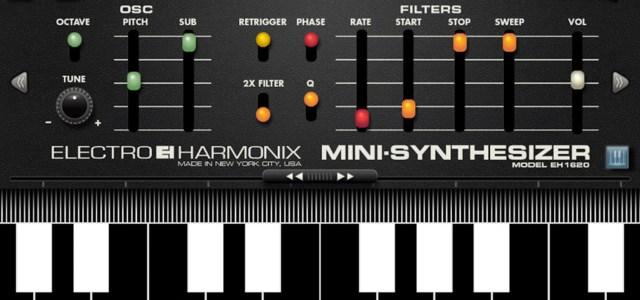 electro-harmonix-mini-synthesizer