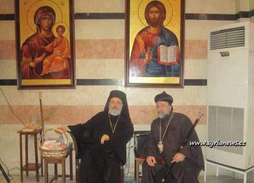 Archbishop Kidnapped Boulous Yazigi and Syriac Orthodox bishop Yuhanna Ibrahim