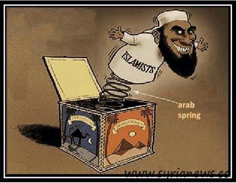 Arab 'Spring' Found