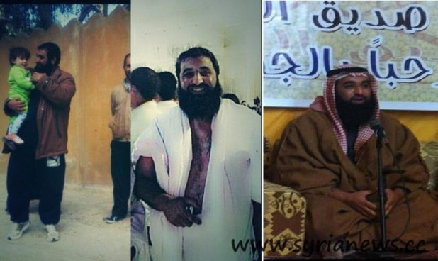 Terrorist Saud Fayez Al-Houeli Al-Ajami sent to hell by SAA - Hatla