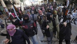 Takfiri Militants in Syria