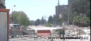 Yarmouk camp, Damascus, Syria