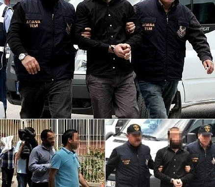 Terrorists in Turkey. They wanted to produce sarin.