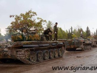 SAA Armored Vehicles