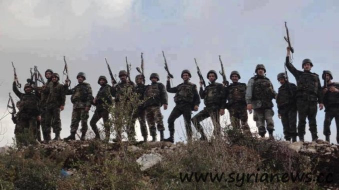SAA Unit Celebrating