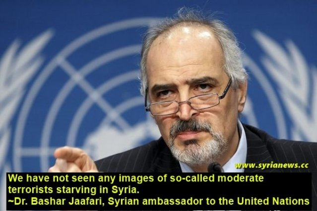 Dr. Bahar Jaafari: We have not seen any images of so-called moderate terrorists starving.