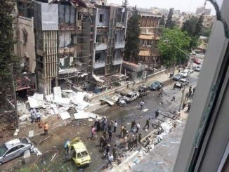 image-Saif ul-Dawleh Nieghborhood Aleppo Shelled by Obama Thugs