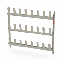 wall mount shoe storage - 28 images - wall mounted rail ...