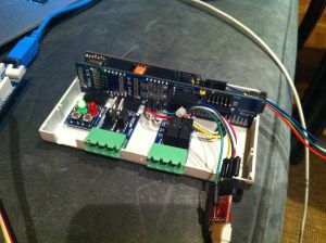 Die i2C-Blinkbox