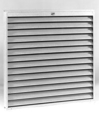 Industrial Dampers and Louvers