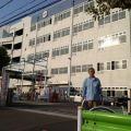 2013年5月10日(金)国際自動車社前ビラまきをしました。