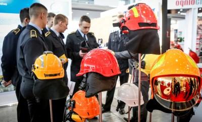 24. Międzynarodowe Targi Ochrony Pracy Pożarnictwa i Ratownictwa SAWO