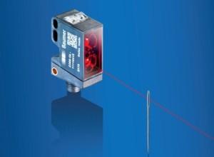 Fot.: Czujniki laserowe O300 - Najmniejsze wymiary i najlepsze rezultaty w zakresie identyfikacji obiektów