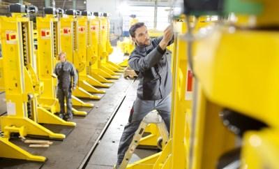MEWA DYNAMIC® Industry Berufskleidung