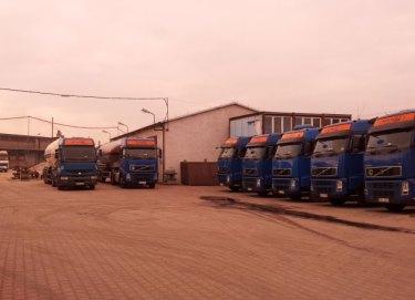 Usługi transportowe Szymbud