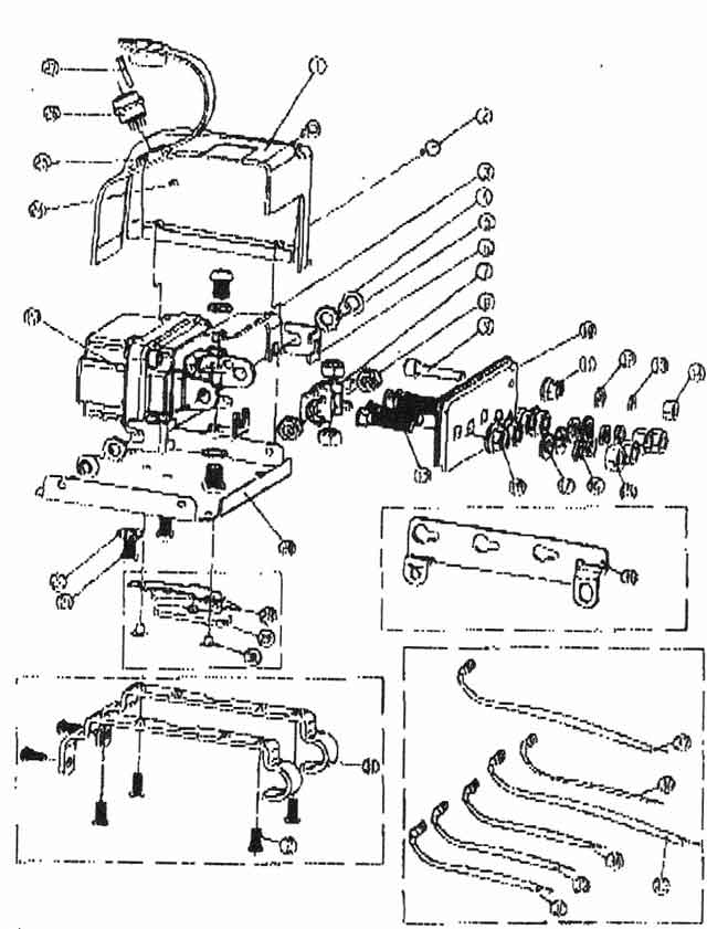 Badland Winch Wiring Diagram Schematic Diagram Electronic