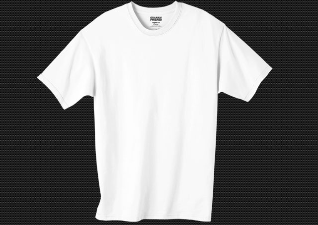 blank T-shirt template white psd Free Download T Shirt Template