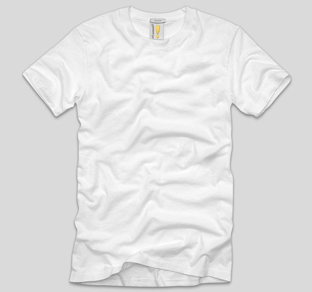 White blank T-shirt template psd Free Download T Shirt Template