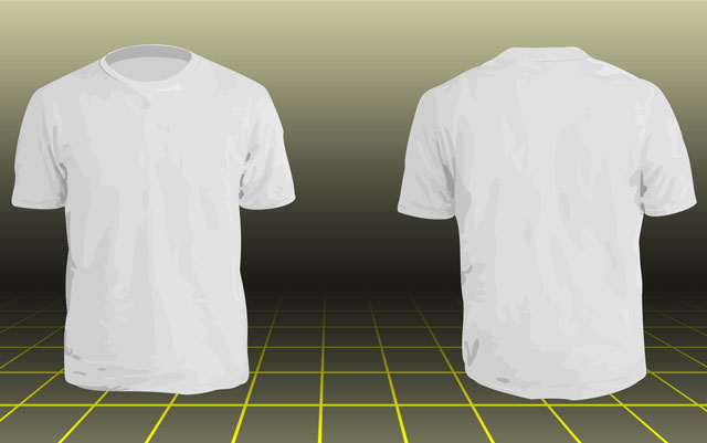 Photoshop Men\u0027s basic t-shirt template Free Download T Shirt Template