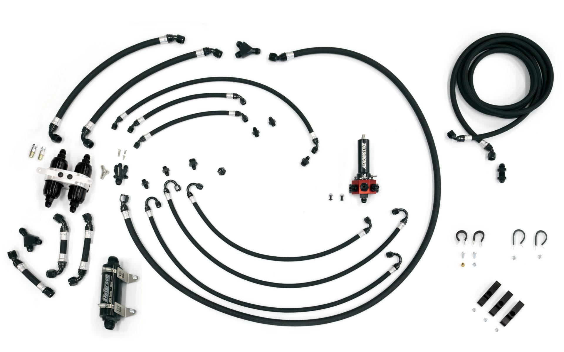 peterson fuel filter element