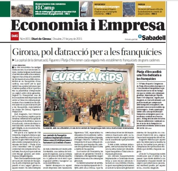 Diari de Girona 29.06.15