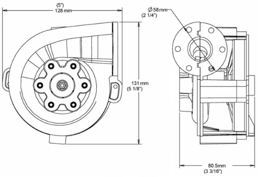 12v engine cooling fan
