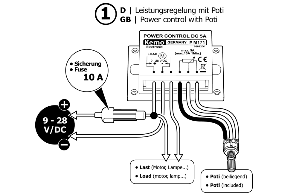 4 pin pwm fan wiring diagram