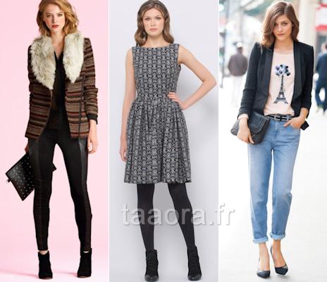 La Redoute collection femme Automne-Hiver 2013-2014