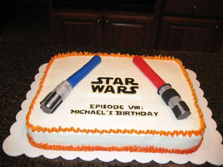 Star Wars Cake Decorating Ideas Elitflat