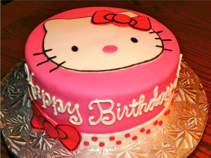 33 Hello Kitty Birthday Party Ideas Table Decorating Ideas