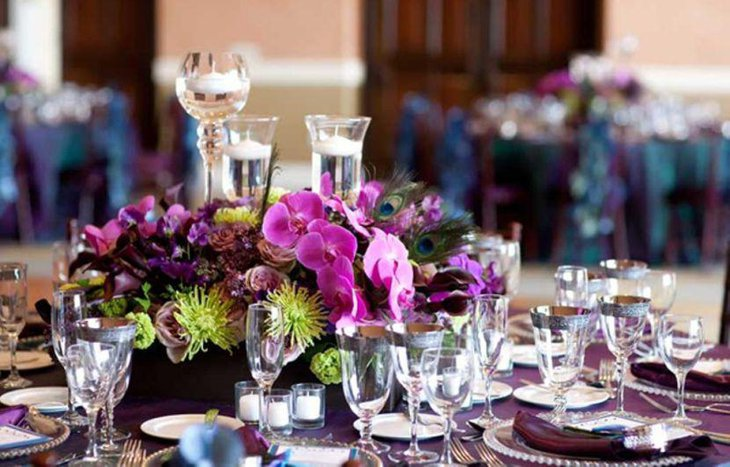 Spring Wedding Table Decoration Ideas Elitflat