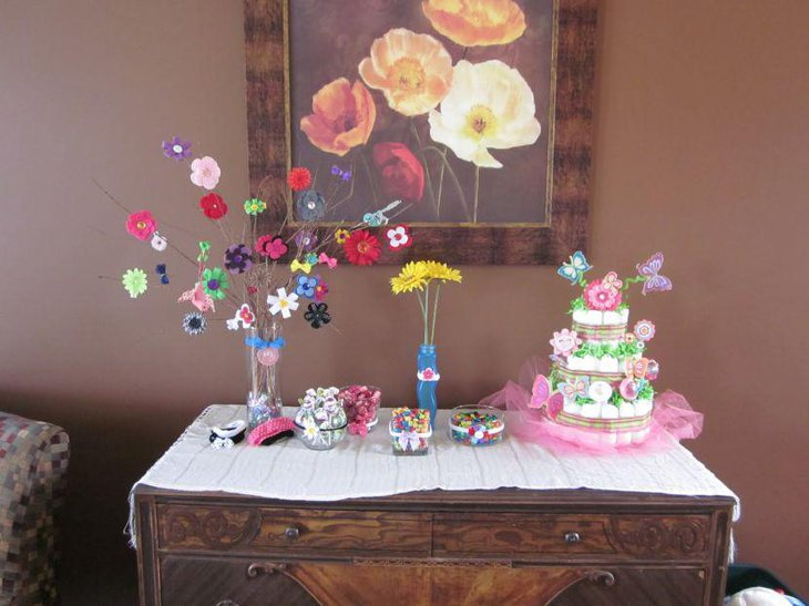 35 Adorable Butterfly Baby Shower Ideas Table Decorating