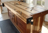 Workbenches That Look Too Good to Use - Table Saw Central