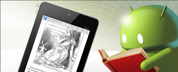 eBook readers voor Android