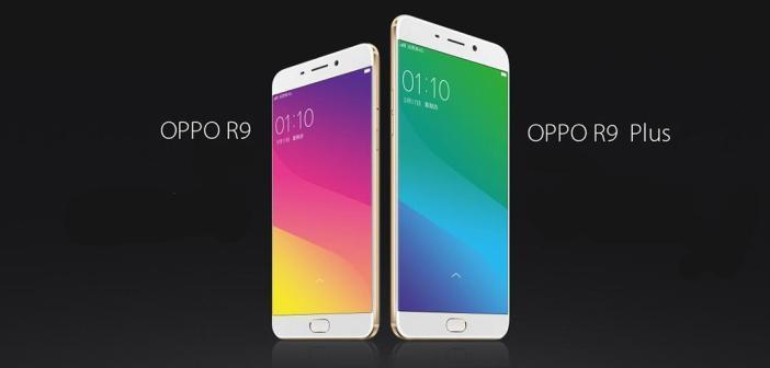 Oppo R9 R9 plus