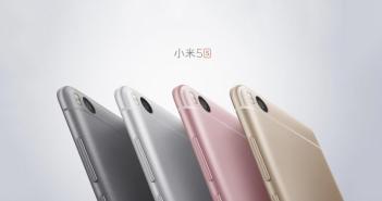Xiaomi_Mi5s et Mi5s Plus