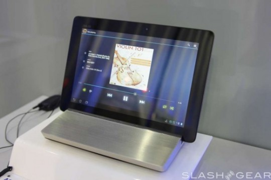asus audio dock pour transformer