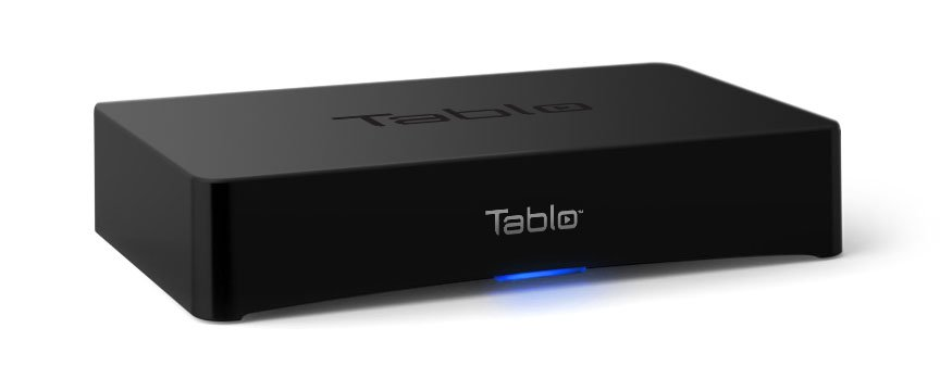 Tablo 4-Tuner OTA DVR Over The Air (OTA) DVR Tablo