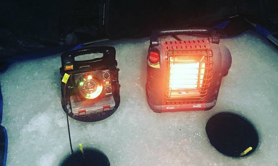 Top 5 Picks For Best Ice Fishing Heater 2018 Reviews