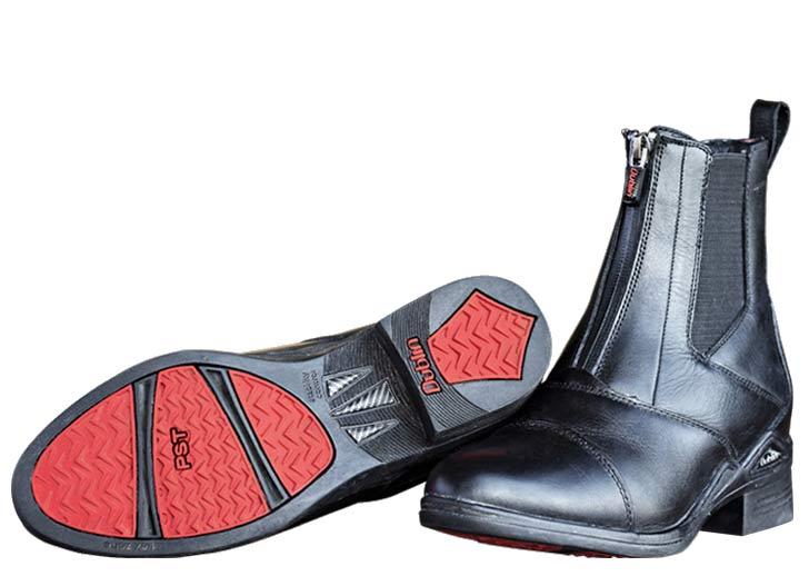 Dublin Intensity Zip Up Paddock Boots