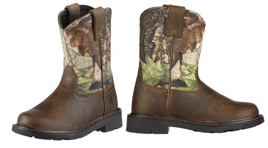 Ariat Sierra Kids Western Boots