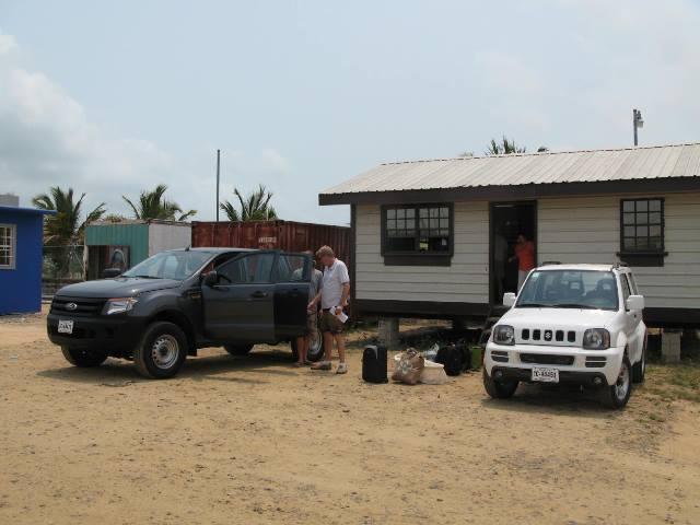 Budget Rental Car Belize