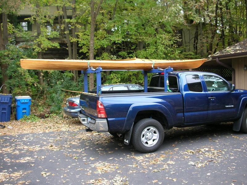 How To Transport Kayaks Tacoma World