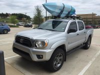 Dealer accidentally installed the roof rack | Tacoma World