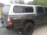 leer roof rack question ? | Tacoma World