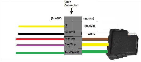 Plug In Wiring Black White Green Brown Wiring Diagram