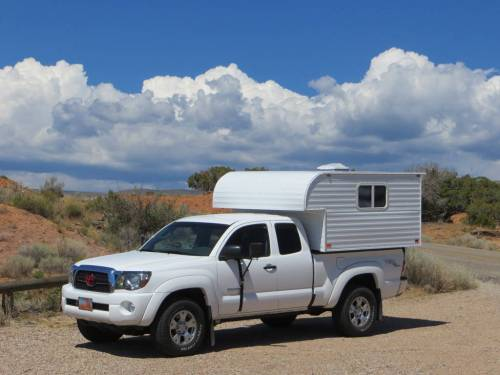 Medium Of Diy Truck Camper
