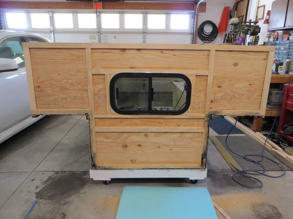 Build Your Own Camper Or Trailer Glen L Rv Plans Tacoma