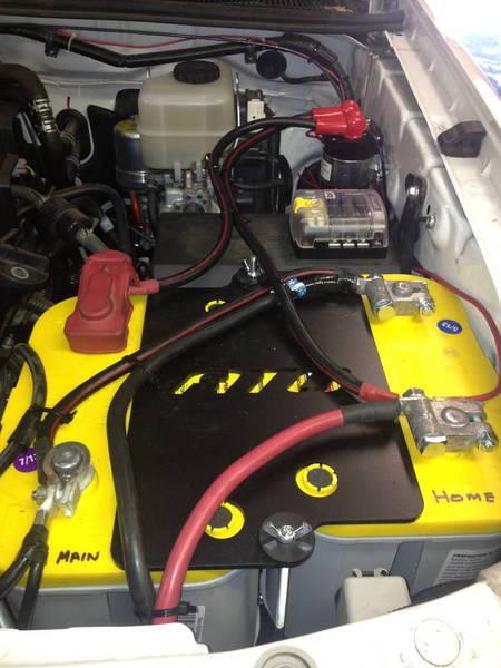 Dual Battery Setups! Lets see them! Multiple Batteries Thread